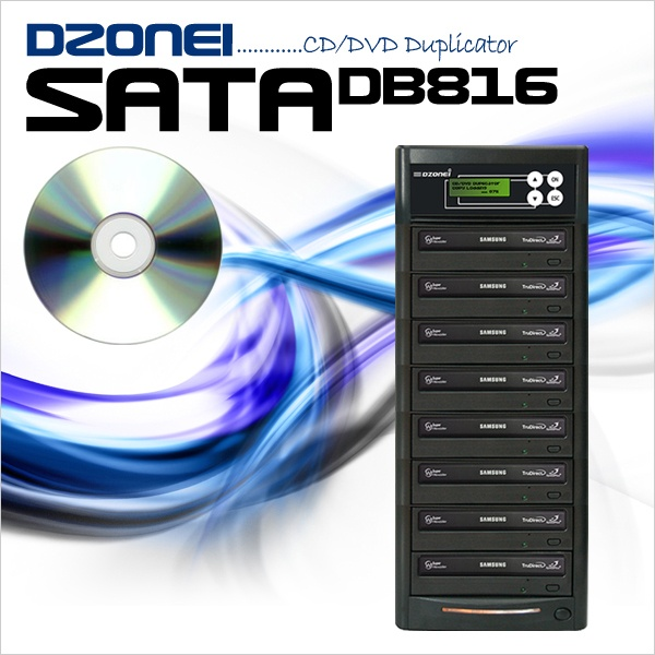 SATA DB816 DVD복사기
