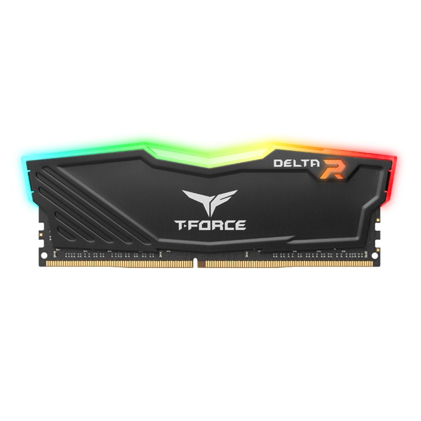 T-Force DDR4 8G PC4-21300 CL16 Delta RGB 서린