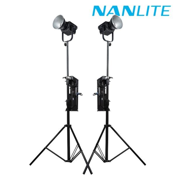 [NANLITE ] 난라이트 포르자300 투스탠드세트