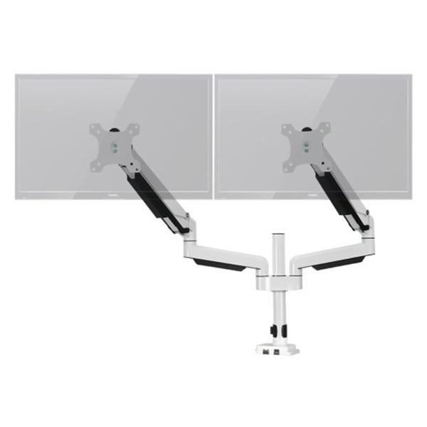 클램프형 듀얼 암, CMA-2DP [화이트] [32형]