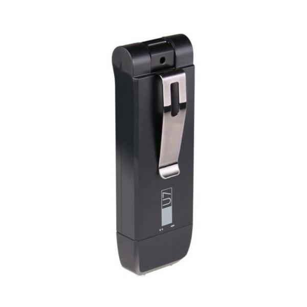 [(주)이소닉] 액션캠코더 CAM-U7(128GB) 클립형 소형카메라 경찰캠코더 소방업무 자전거 블랙박스 [128GB]