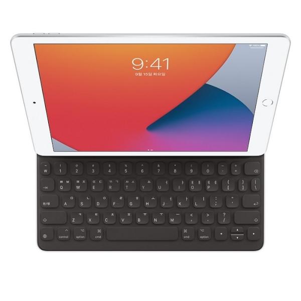 iPad(7세대) 및 iPad Air(3세대)용 Smart Keyboard [한글자판] [MX3L2KH/A] [애플코리아정품]