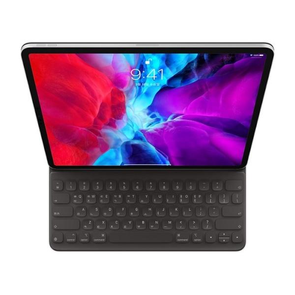 아이패드 프로 12.9형 Smart Keyboard Folio 2세대 [MXNL2KH/A] [애플코리아정품] [무료배송]