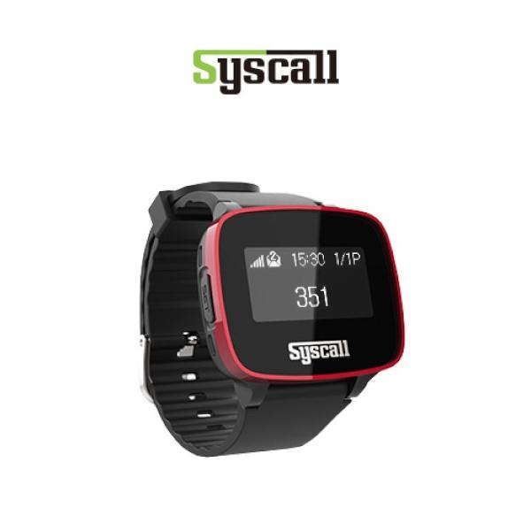 호출벨 전용 손목시계형 다이렉트페이저 SB-650