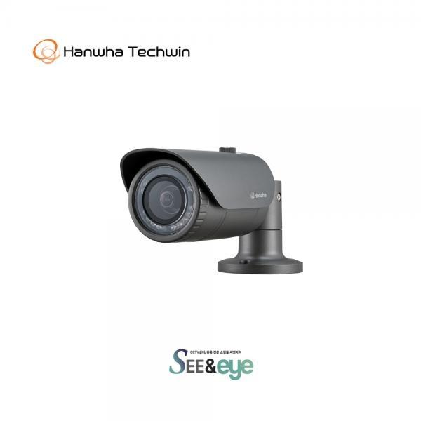 [한화테크윈] AHD 전용 CCTV, 적외선 뷸렛형, HCO-7070RA  [400만화소] [가변렌즈-3.2~10mm]