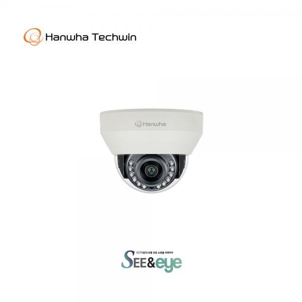 [한화테크윈] AHD 전용 CCTV, QHD 아날로그 적외선 돔 카메라, HCD-7020RA [400만화소] [고정렌즈-4mm]