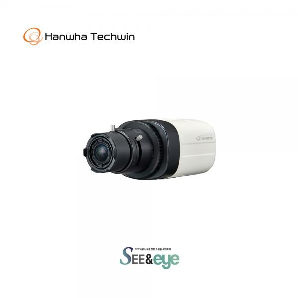 [한화테크윈] AHD 전용 CCTV, QHD 아날로그 박스 카메라, HCB-7000A [400만화소]
