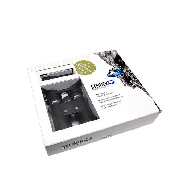 스테이너 스카이호크 3.0 10x42+LED LESER SET