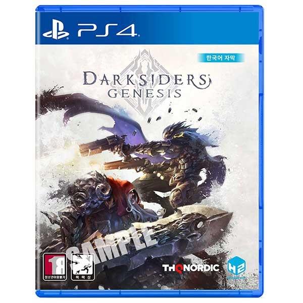 PS4 다크사이더스 제네시스 한글판 / 군마스킨DLC포함