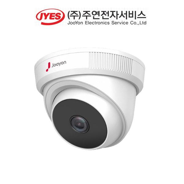 주연전자 HD-CVI 카메라, JAS-E400L [400만화소] [고정렌즈-3.6mm]