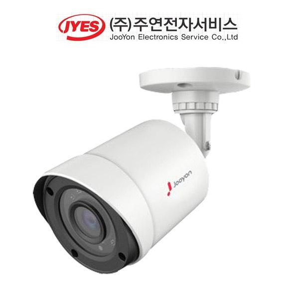 주연전자 HD-CVI 카메라, JAS-B500L [500만화소] [고정렌즈-3.6mm]