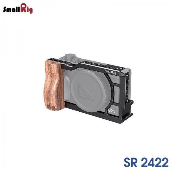 스몰리그 SR2422 [캐논 G7X Mark III 용 카메라 케이지]
