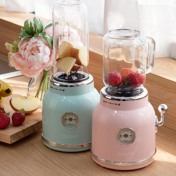 [바쁜아침 생과일주스 한컵!]단미 da-bls01 미니 블렌더 믹서기 텀블러 보틀 포함