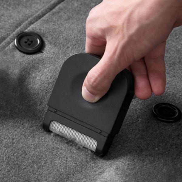 [GTS34338] 휴대용 의류 보풀제거기(블랙)
