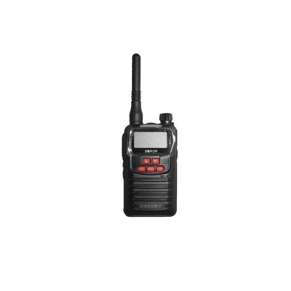 [민영정보통신(주)] 무전기 MFR-RED 생활용무전기 민영정보통신