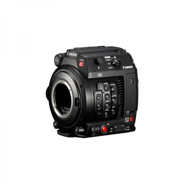 EOS C200 렌즈교환식 전문가용 캠코더