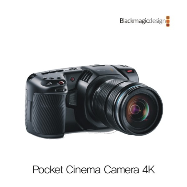 Pocket Cinema Camera 4K  [하이픽셀 정품]