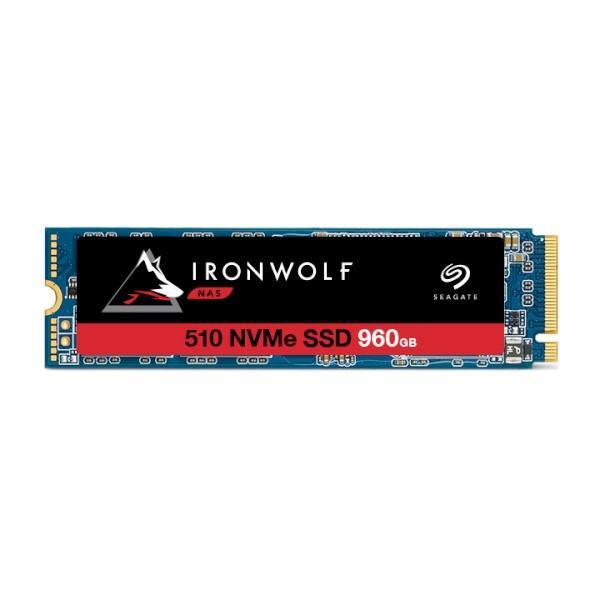 IRONWOLF 510 SSD 960GB TLC
