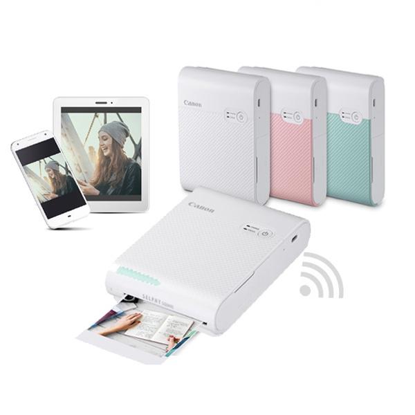 SELPHY SQUARE QX10 포토프린터 + [용지 XS-20L]