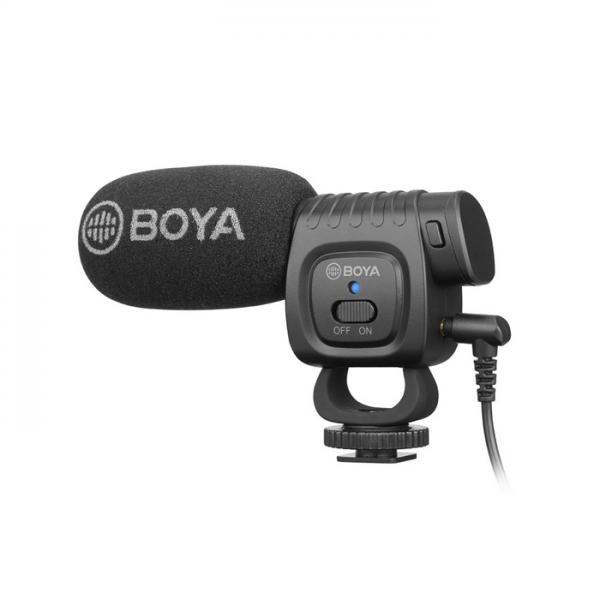 보야 BY-BM3011 Cardioid Video Microphone for Smartphone & DSLRs