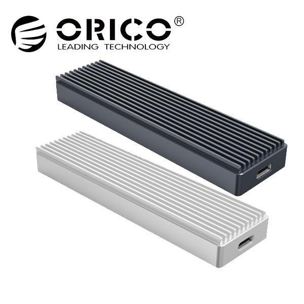 NVMe M.2 SSD 케이스, M2PJ-C3 [USB3.1 Gen2/C-C케이블 포함] [그레이]