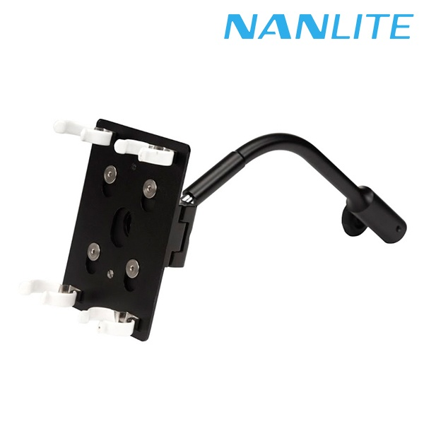 [NANLITE ] 파보튜브 T12 더블 구즈넥 마운트
