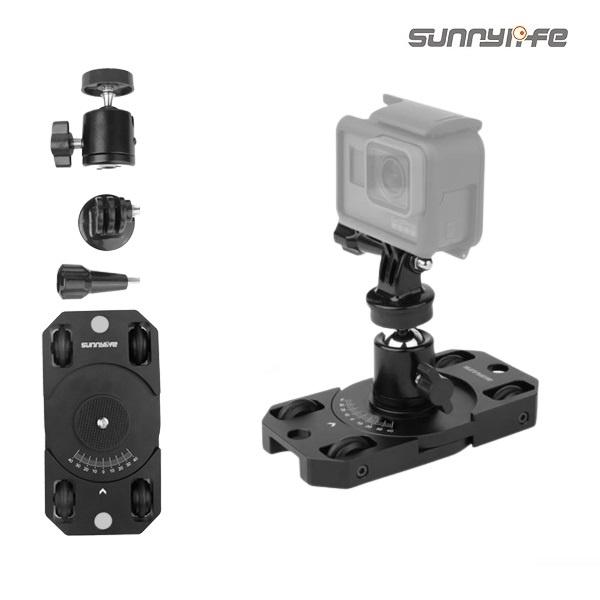 휴대용 미니 카메라 달리 dolly AC-G41 / 액션캠 마운트 미니볼헤드 기본제공
