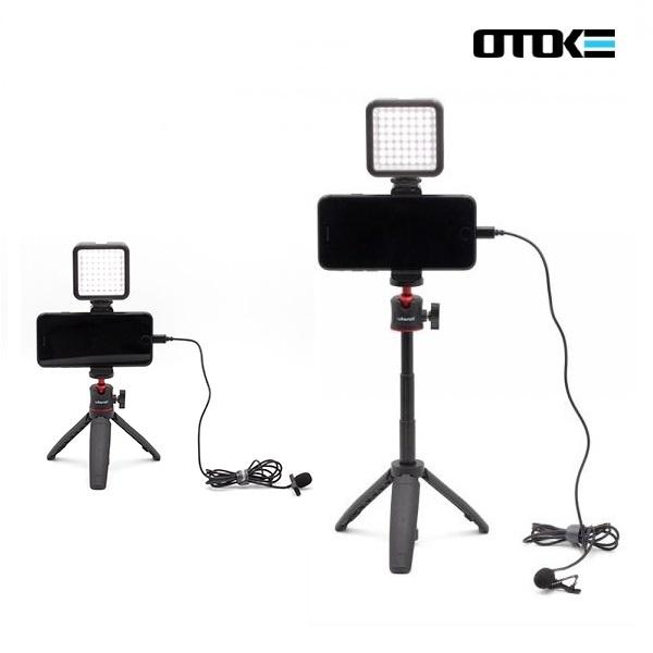 유튜버 TYPE-C 브이로그 촬영세트 / 타입C 전용마이크