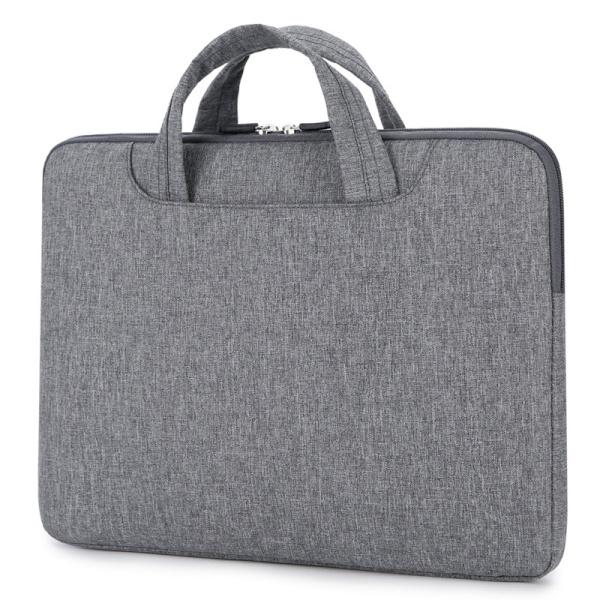 노트북 서류가방, NT-215[15.6형/다크그레이]