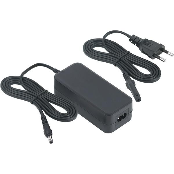 아답터, 100~240V / 16V 3A [내경2.1mm/외경5.5mm] KW SMPS 전원 케이블 포함 [KW-A1630A] [박스포장]