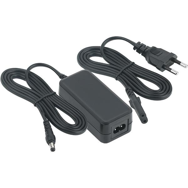 아답터, 100~240V / 12V 2A [내경2.5mm/외경5.5mm] KW SMPS 전원 케이블 포함 [박스포장] [KW-A1220B]