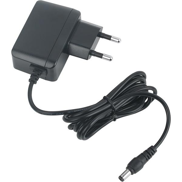 아답터, 100~240V / 12V 1A [내경2.1mm/외경5.5mm] KW SMPS 전원 코드 일체형 [박스포장] [KW-A1210A]