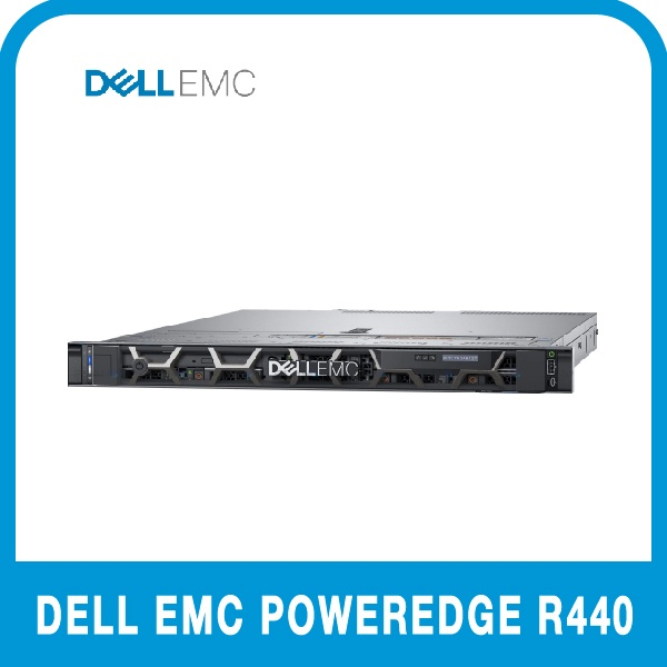 PowerEdge R440 [실버 4208 16G/2Tx2/H730P/550W/3y/B]