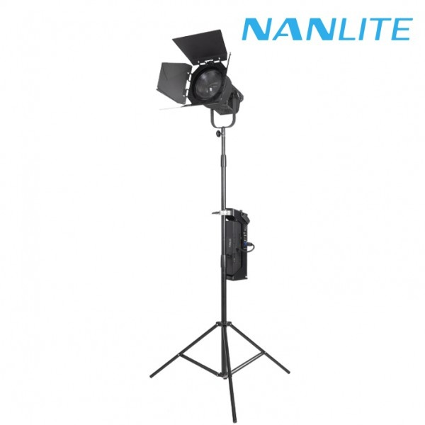 [NANLITE ] 포르자500 프레넬렌즈 원스탠드세트