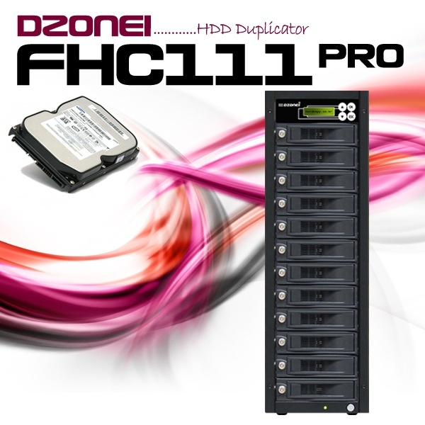 DZONEI HDD 복사/삭제기 FHC111PRO