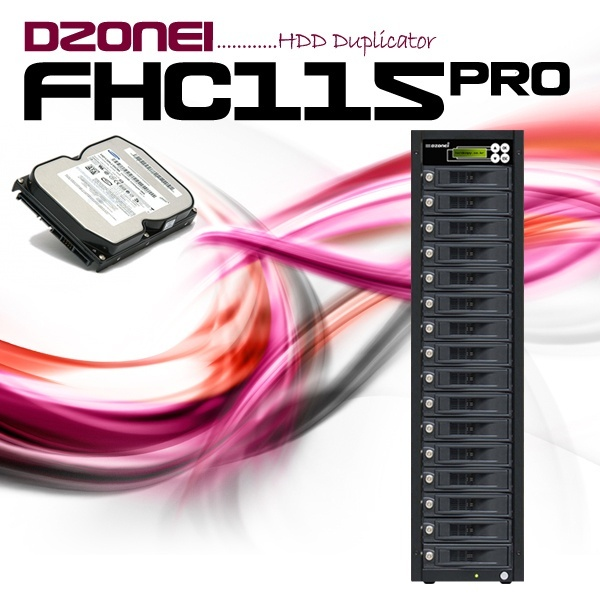 DZONEI HDD 복사/삭제기 FHC115PRO