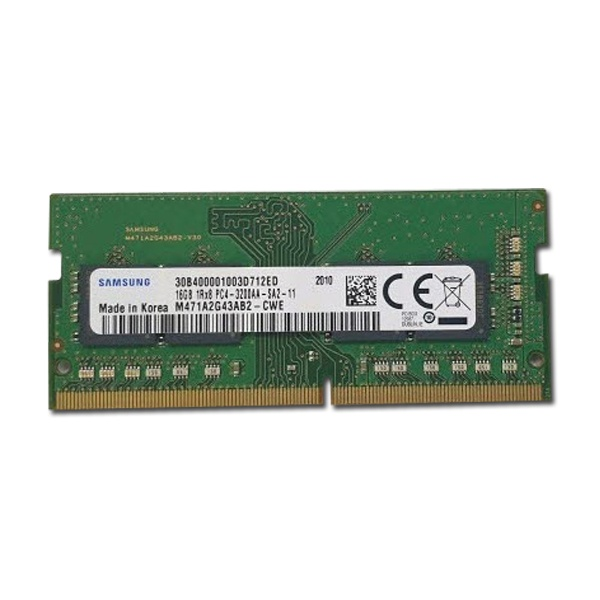 DDR4 16GB PC4-25600 노트북용 저전력