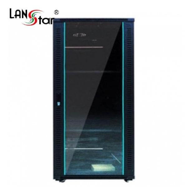 랜스타 서버랙, 블랙 [LS-1200HS] [22U]