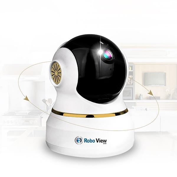 해킹방지 IP카메라, FULL HD 2304P, 로보뷰3 [300만화소]