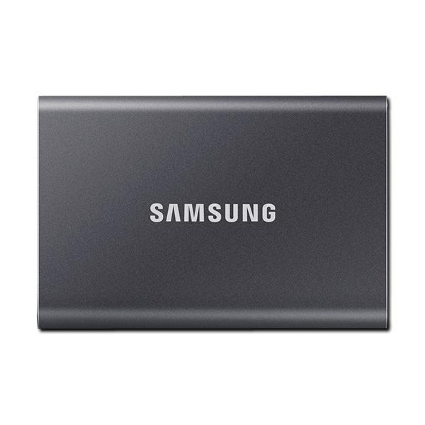 외장SSD, 포터블 T7 [USB3.2 Gen2] [MU-PC2T0T/WW] [2TB/타이탄 그레이]