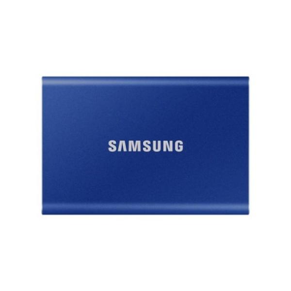 외장SSD, 포터블 T7 [USB3.2 Gen2] [MU-PC2T0H/WW] [2TB/인디고 블루]