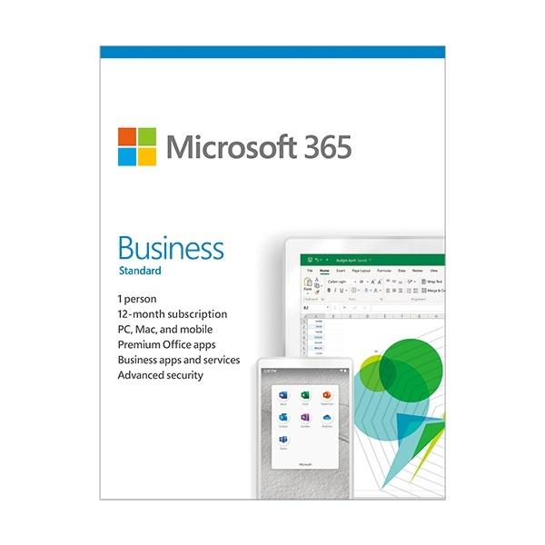 Microsoft 365 Business Standard ESD [기업용/ESD/1년]