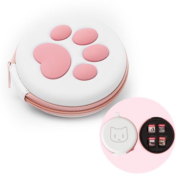 SWITCH 닌텐도 스위치 고양이발바닥 팩케이스 / 게임카드수납