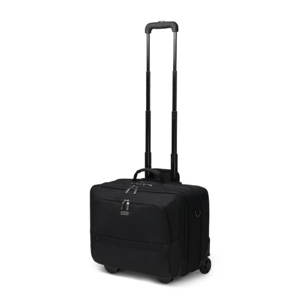 [디코타[DICOTA]] 여행용가방, CORPORATE ECO 에코 멀티 롤러 셀렉트(Eco Multi Roller SELECT) D31635 [17.3형] [블랙]