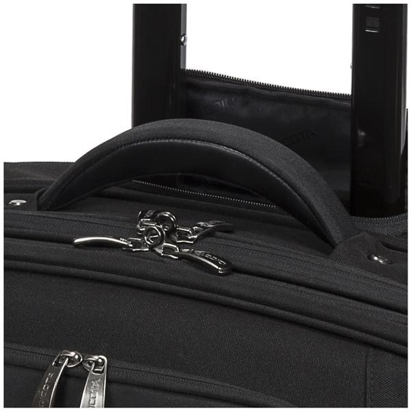 [디코타[DICOTA]] 여행용가방, CORPORATE PRO 멀티 롤로 프로(Multi Roller PRO) D30924 [15.6형] [블랙]
