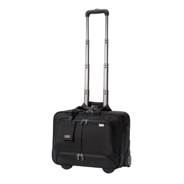 [디코타[DICOTA]] 여행용 가방, D30848 CORPORATE PRO 탑 트래블러 롤로 프로(Top Traveller Roller PRO)[15.6형][블랙]