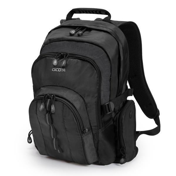 [디코타[DICOTA]] 노트북백팩, PULSE 백팩 유니버셜(Backpack Universal) D31008 [15.6형] [블랙]
