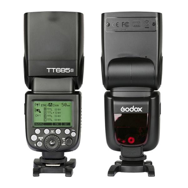 고독스 TT685 스피드라이트 GN60 고속동조 카메라플래시