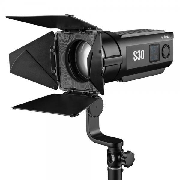 고독스 S30 LED 포커싱 조명 비디오라이트 영상조명