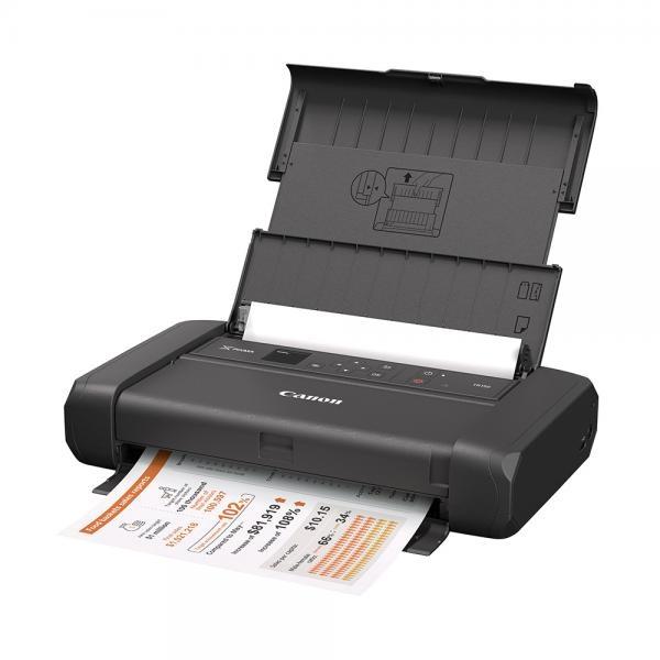 PIXMA TR150 휴대용 잉크젯 프린터 (배터리 미포함)